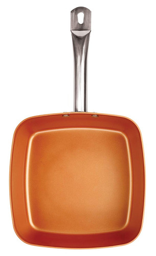 palo cobre cuadrado non 9.5 -inch
