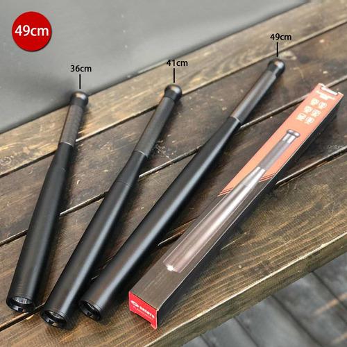 palo de béisbol para acampar de 49 cm linterna 90000 lúmen