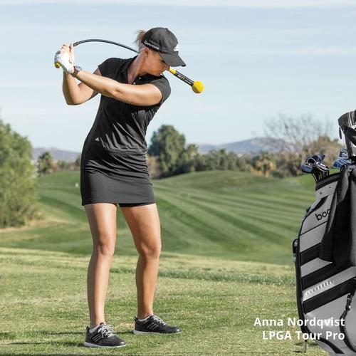 palo de golf para entrenamiento sklz gold flex 40''