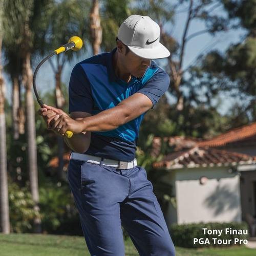 palo de golf para entrenamiento sklz gold flex 48''