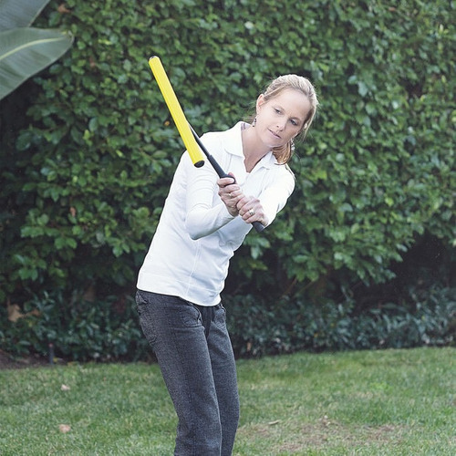 palo de golf para entrenamiento sklz power position trainer