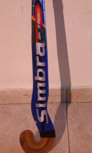 palo de hockey arquera reforzado 36