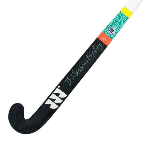 palo de hockey balling carbon green 95% carbono - olivos