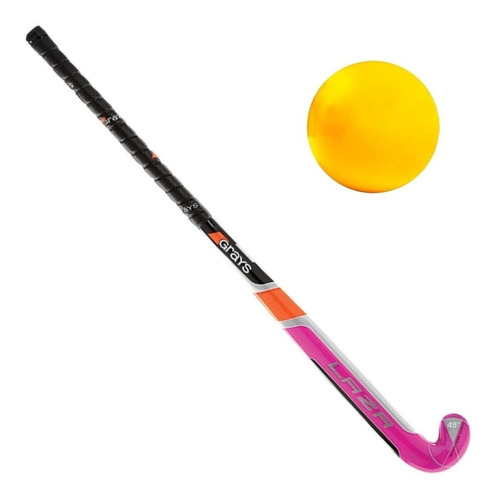 palo de hockey grays lazr exo niña medidas + regalo! el rey