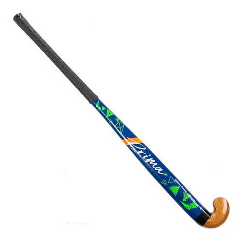 palo de hockey niño/adolescente grays prima wood blue 1992