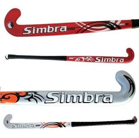 palo de hockey simbra evo 4000 36,5¨- 37,5¨ alta competición