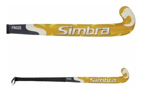 palo de hockey simbra froze 36,5¨-37,5¨ fibra/ núcleo madera