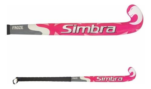 palo de hockey simbra froze compuesto fibra