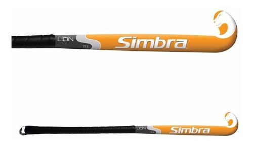 palo de hockey simbra lion doble refuerzo de fibra de vidrio