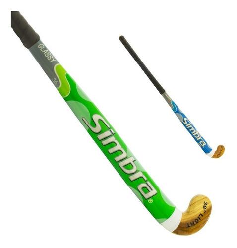 palo hockey glassy 36  verde