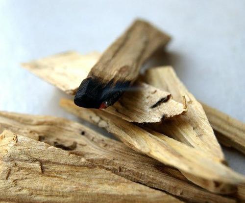 palo santo (madera sagrada)