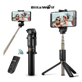 Palo Selfie Monopod Tripode Blitzwolf Bw-bs3 Original Nuevo