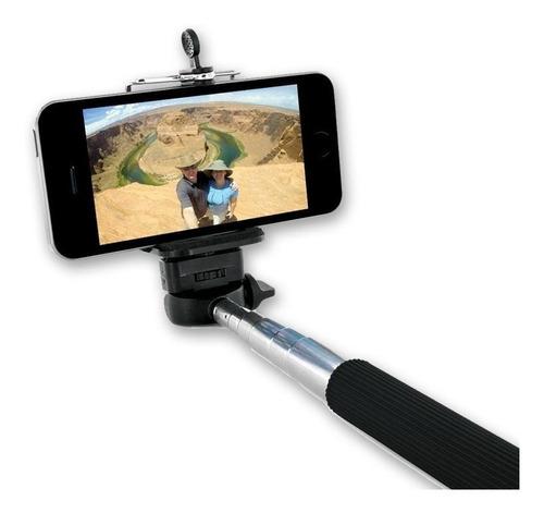 palo selfie stick  inalámbrico bluetooth c/remoto noga