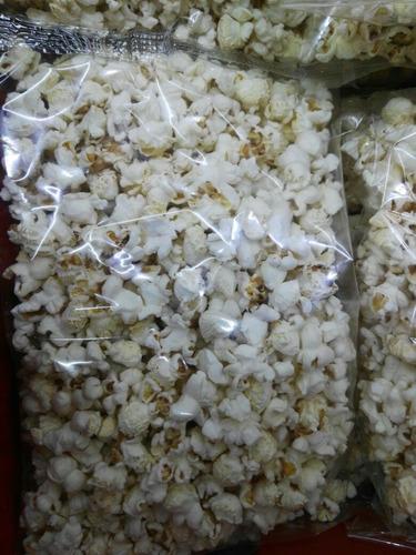 palomitas de maíz embolsadas en presentación individual