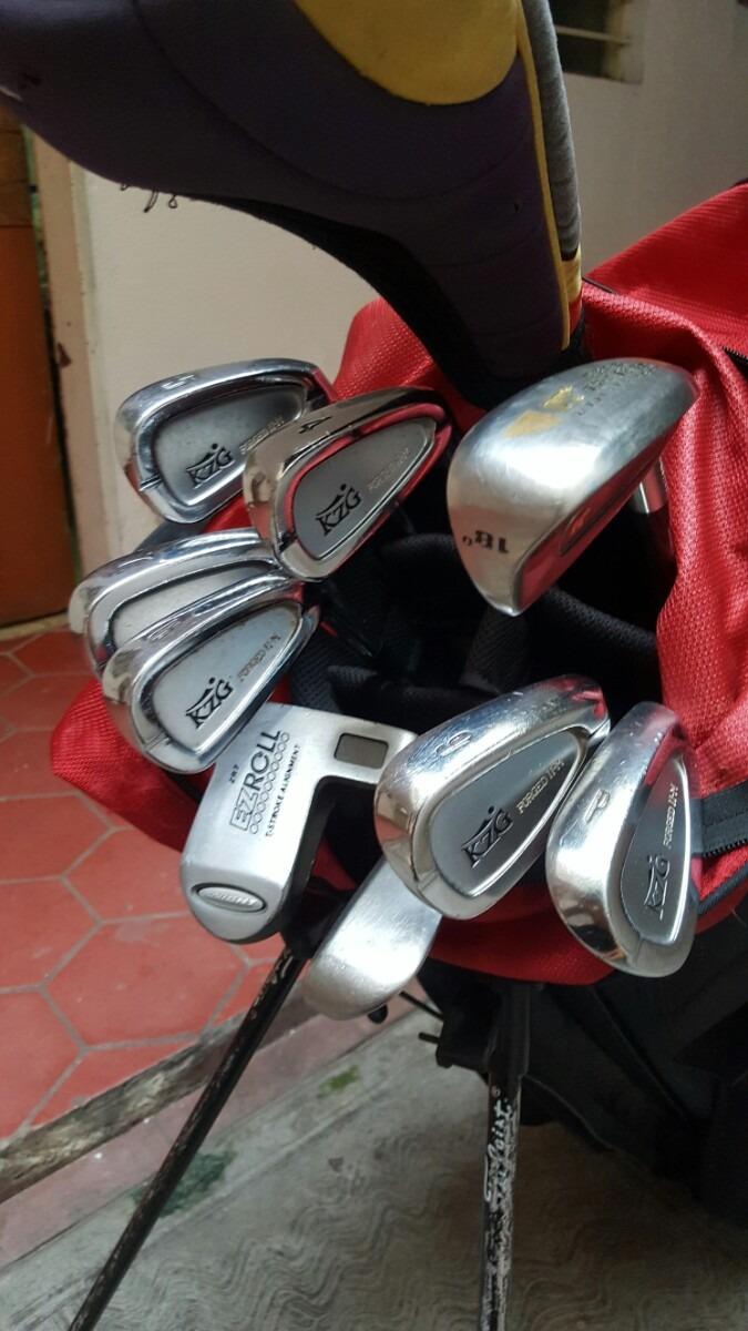 c29ef74e4b7d7 palos de golf con maleta marca titleist. cambio por celular. Cargando zoom.