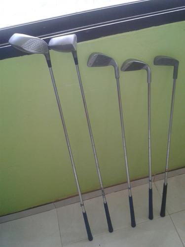 palos de golf para zurdos niños