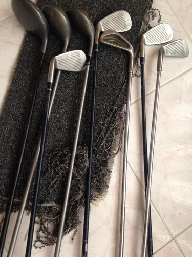 palos de golf usados son 8