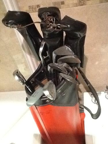 palos de golf wilson (usa), juego completo