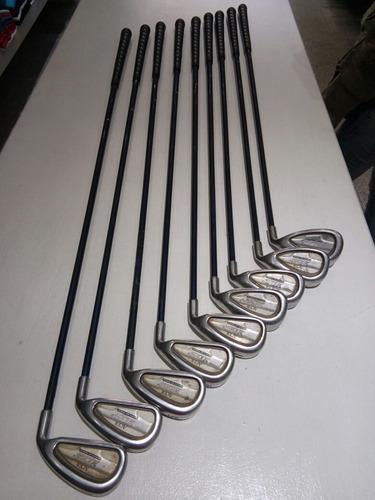 palos golf acer xds con vara grafito