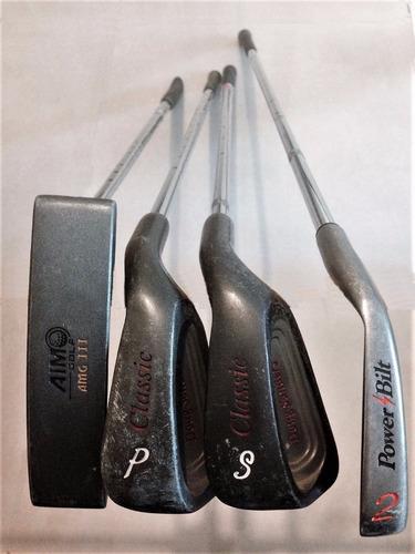palos golf completo