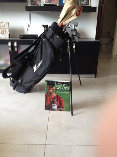 palos golfs spalding pga power bilt- butterfly con obsequio