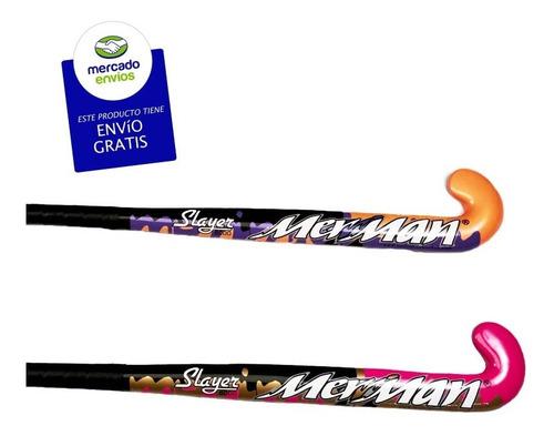palos hockey carbono linea media/avanzada importado merriman