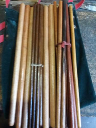 palos para tambor chico repique y piano