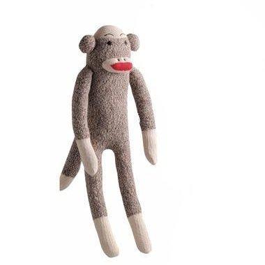 pals del calcetín del mono 10  pequeño