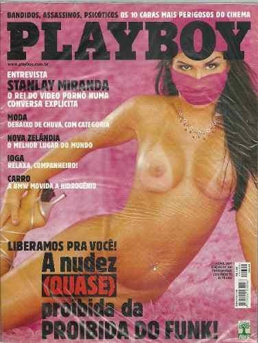 palyboy a proibida do funk abr 2001
