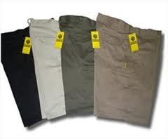 pampero - ombu  pantalon cargo clasico