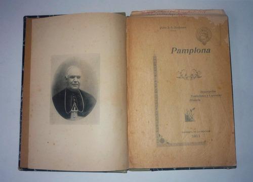 pamplona - padre j. h. rocheraux