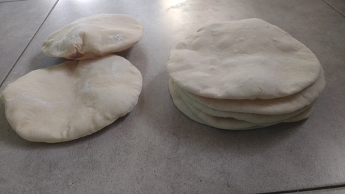 pan arabe casero x mayor o menor