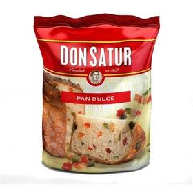 Pan Dulce Con Frutas Abrillantadas Don Satur 400g 01mercado