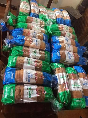 pan lactal salvado y lacteado