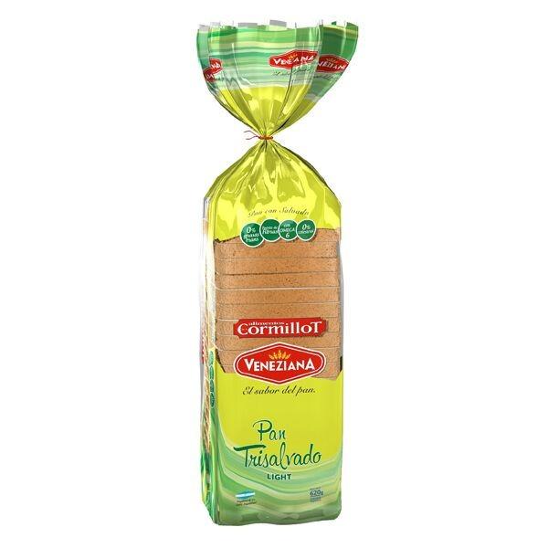 Pan Venezia integral 630 grs