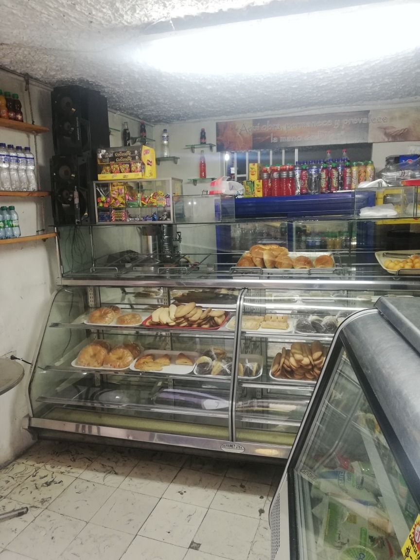 panadería acreditada con trabajo negocios directo