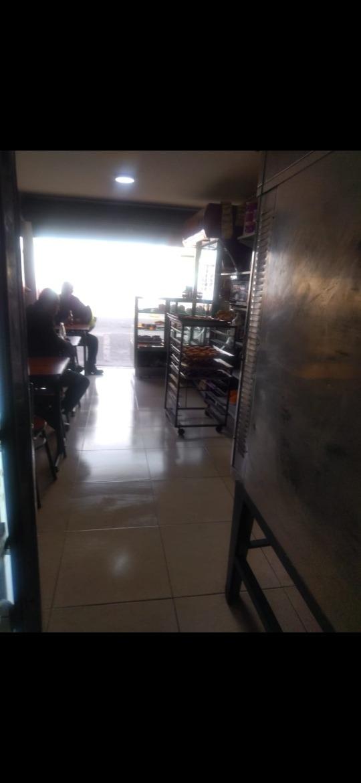 panadería, cafetería y restaurante