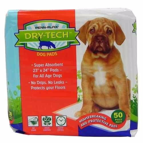 pañal para perro de piso entrenamiento super absorbente x50u