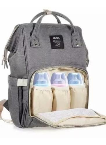 pañalera bebé tipo morral modelo nuevo original envío gratis