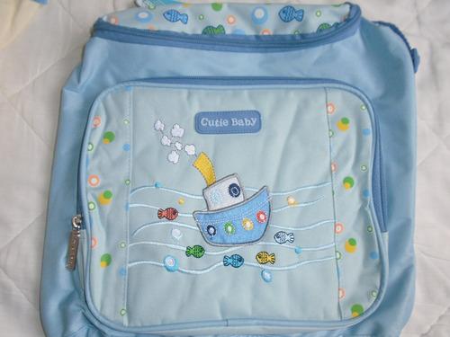 pañalera bebesitos bolso calidad niñas