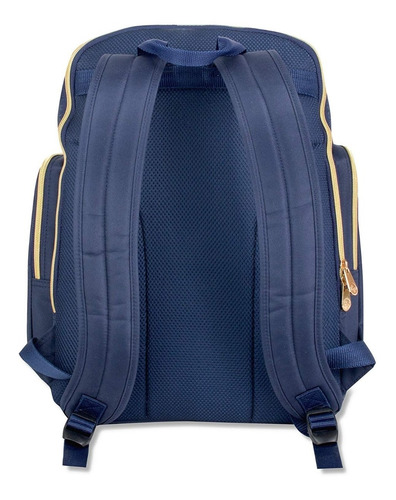 pañalera fisher price azul marino bolsa de pañales