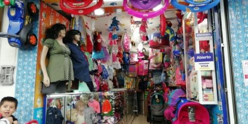 pañalera happy shopping