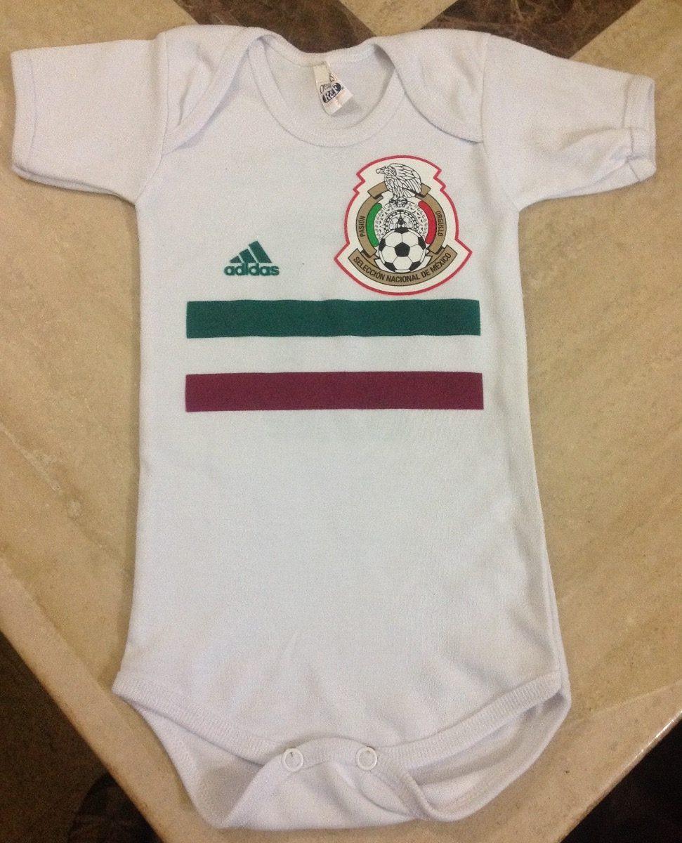 Pañalero Selección Mexicana Bebe Talla 1 Y 2 Blanco -   195.00 en ... 9a930348ea55c