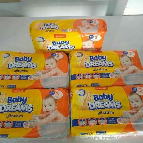 pañales baby dream talla g