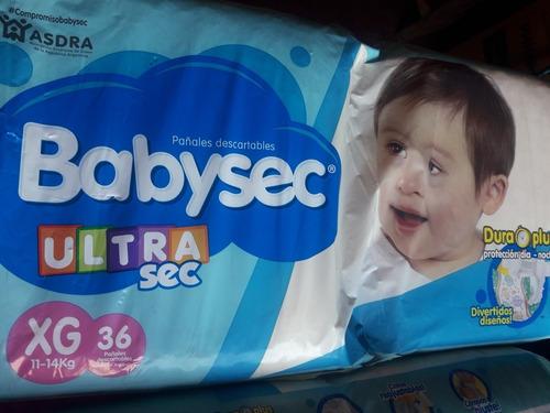 pañales baby sec