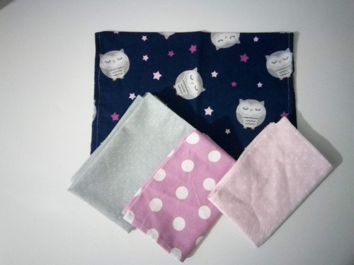 pañales de tela 100% algodón carter, medida 37x45