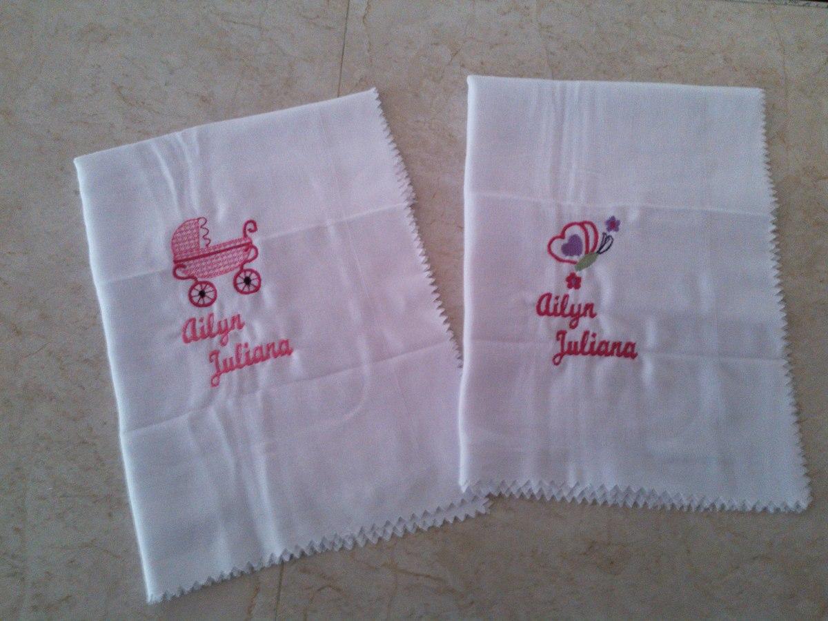 Pa ales de tela bordados y personalizados bs - Paneras de tela ...