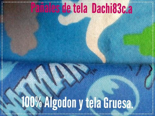 pañales de tela dachi83. hipoalergenicos y super suaves