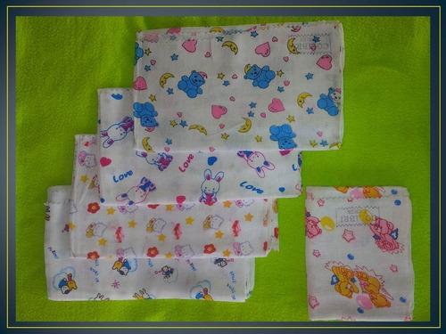 pañales de tela de gasa para varon y niña