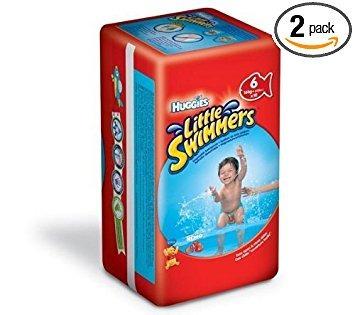 pañales desechables, huggies little swimmers desechables..